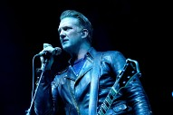 Queens of the Stone Age Frontman Josh Homme Allegedly Kicked a Female Photographer in the Head During Last Night's Show
