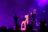 """Watch the Killers Cover """"This Charming Man"""" at KROQ Concert After Morrissey Cancels Set"""