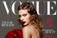 Vogue Editor Says Taylor Swift&#8217;s First <i>Reputation</i>-Era Magazine Cover Comes With a Poem, Not an Interview