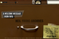 The Neil Young Archives Contain Some of History's Greatest Rock Music, If You Can Find It