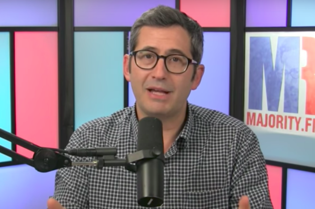 MSNBC Reverses Decision on Ousted Contributor Sam Seder