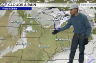 Chance the Rapper Delivers Weather Forecast on Chicago Morning Show