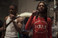 "Chicago Rappers ZMoney and Valee's ""Two 16s"" Is Psychedelic, Funny, and Full of Charisma"