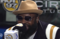 Watch Black Thought's Ridiculously Virtuosic 10-Minute Hot 97 Freestyle
