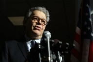 Al Franken Has No Choice But to Resign