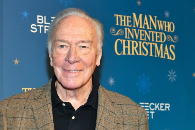 Christopher Plummer Scores Golden Globe Nom Just Weeks After Replacing Kevin Spacey