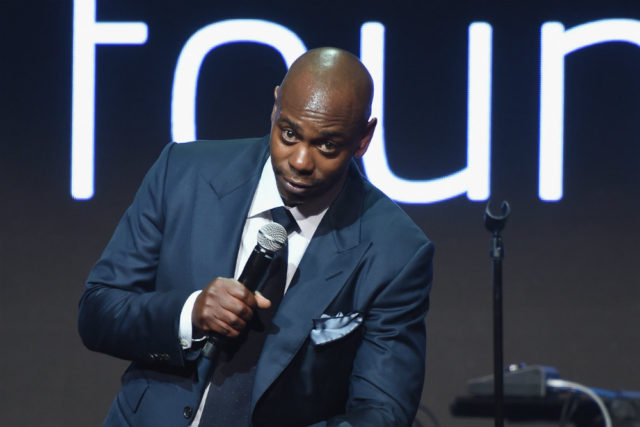 Dave Chappelle drops second NYE standup special