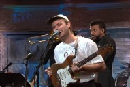 Watch Mac DeMarco Perform &#8220;One Another&#8221; With Jon Batiste and Stay Human on <i>The Late Show</i>