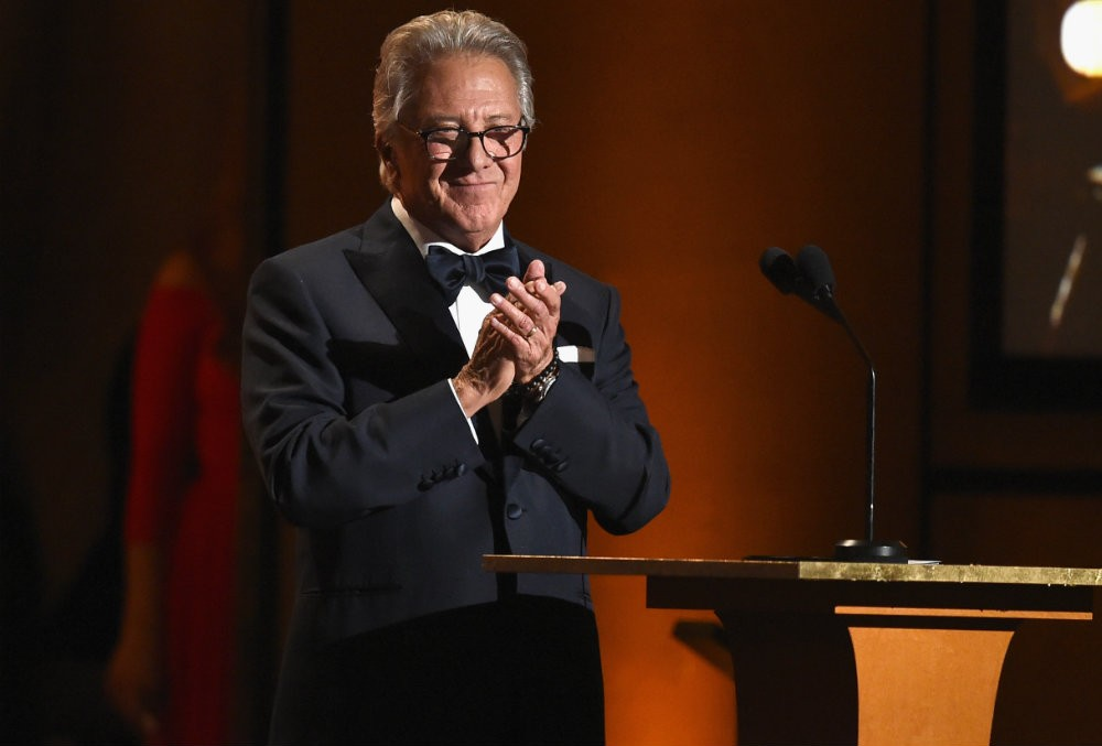 Dustin Hoffman's Death of a Salesman co-star says he groped her