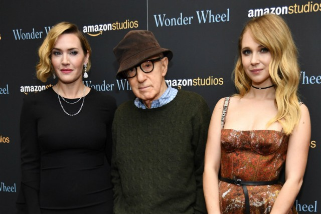 Dylan Farrow calls out Kate Winslet, Blake Lively, and Greta Gerwig for working with Woody Allen