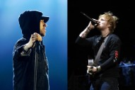 Eminem and Ed Sheeran's New Song Isn't Even Bad in an Interesting Way