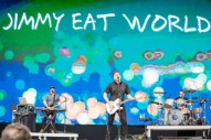 Jimmy Eat World Announce 2018 Tour Dates With the Hotelier, Alex Lahey
