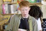 Watch King Krule Play Tracks From <em>The Ooz</em> on NPR&#8217;s Tiny Desk Concert