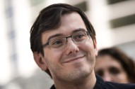 The Feds Are After Martin Shkreli's Wu-Tang Album