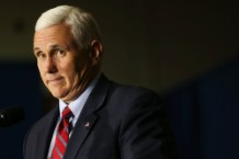 Mike Pence narced out his frat brothers over a keg