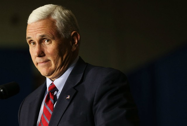 mike pence has always been the worst dude to have at your party spin