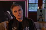 "Morrissey Complains About His ""Haters,"" Says He Was ""Cross-Examined"" by the Secret Service in Video Speech"
