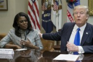 Report: Omarosa Dragged From White House by Security