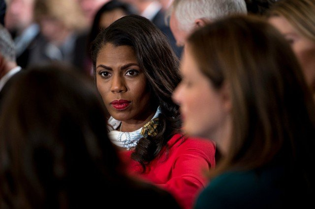 Omarosa Says Trump Is Racial But 'Not A Racist'