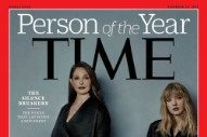 "<i>Time</i> Names ""The Silence Breakers"" Person of the Year"