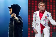 Eminem Talks Anti-Trump BET Performance With Elton John