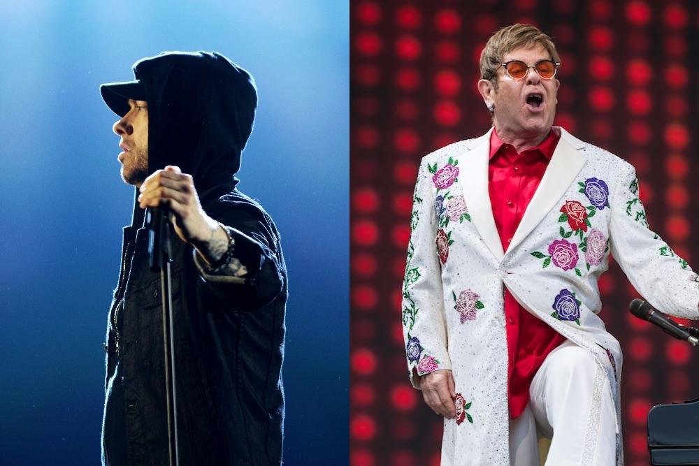 Eminem Elton John