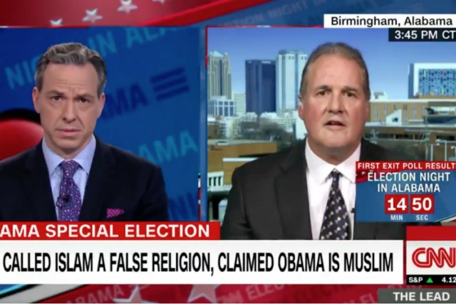 Roy Moore's Aide Gives Longest Pause In Interview History