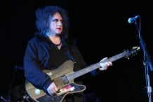 The Cure announce 40th anniversary show with Interpol, Ride, Slowdive