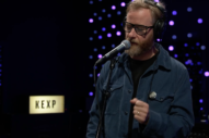 "Watch the National Perform Unreleased Song ""Rylan"" on KEXP"