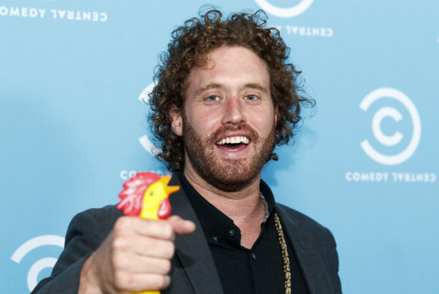T.J. Miller series canceled by Comedy Central