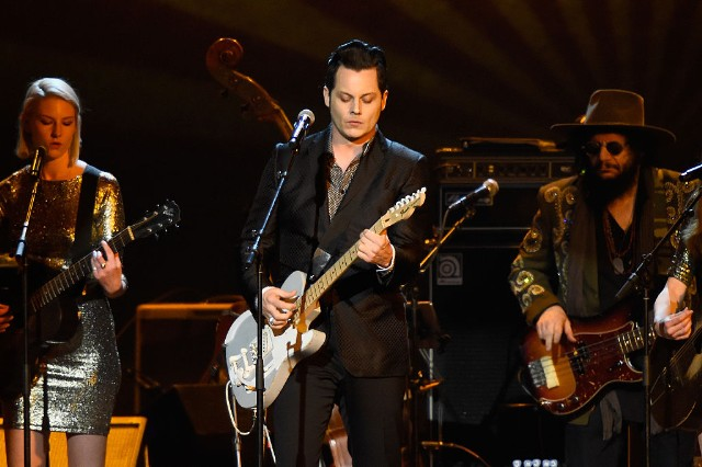 Jack White will play Detroit's Little Caesars Arena in April