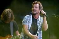 Pearl Jam's Website Reportedly Leaks Baseball Stadium Tour Dates