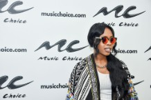Carly Rae Jepsen & Tink Visit Music Choice