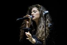 Lorde In Concert