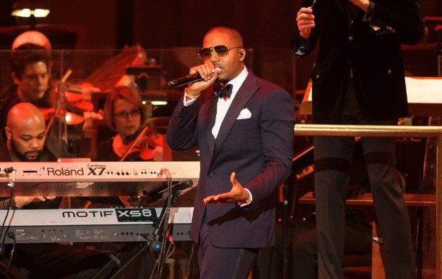 Nas Performs at the Kennedy center in Washington, D.C.