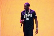 Meek Mill Faces Third Lawsuit Blaming Him for Shooting Outside Concert