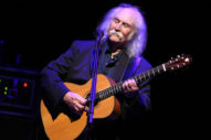 "David Crosby on Titus Andronicus: ""I Prefer Music"""