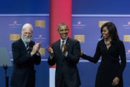 Jay-Z, Barack Obama Announced as Guests on Letterman&#8217;s Netflix Series <i>My Next Guest Needs No Introduction</i>
