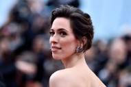 Rebecca Hall Donates Wages From New Woody Allen Film to Charity