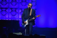 "Watch Elvis Costello Perform ""Alison"" On Kimmel"