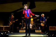 The Rolling Stones Picked Up Their Third Grammy Ever Last Night