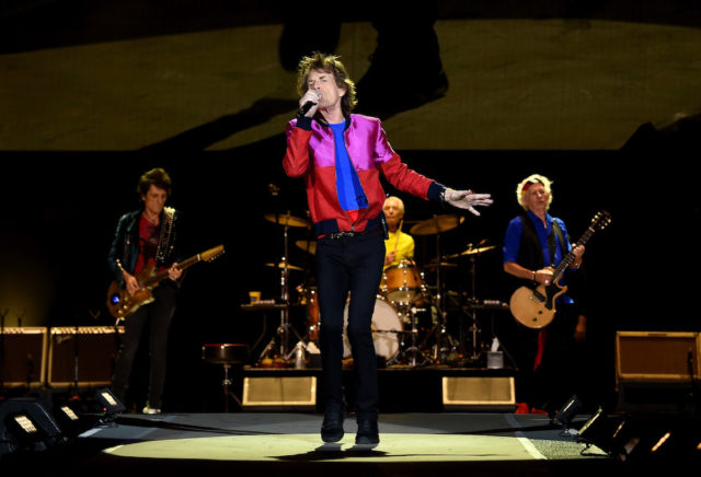 The Rolling Stones Picked Up Their Third Grammy Ever Last