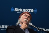We Do Not Endorse This Message From David Crosby