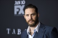 Tom Hardy's 1999 Rap Mixtape Has Been Unearthed