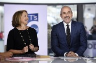 "Katie Couric Opens Up About Matt Lauer Allegations: ""This Was Not the Matt We Knew"""