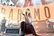 "Watch Paramore Perform a Mash-Up of ""Grow Up"" and SZA's ""20 Something"""