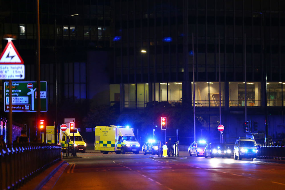 Deadly Blast at Manchester Arena
