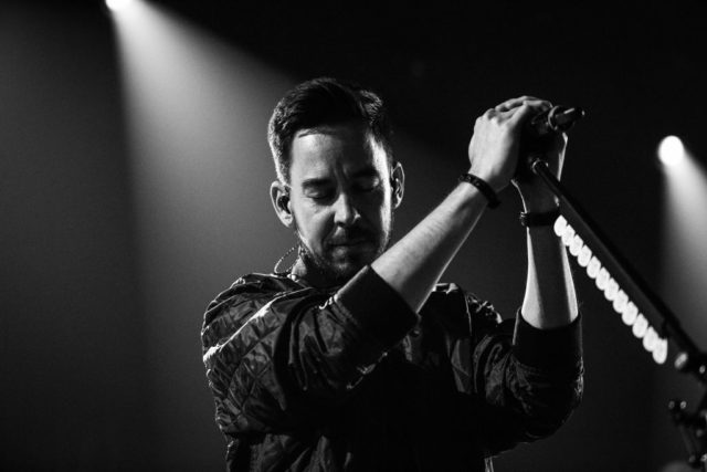 Linkin Park iHeartRadio Album Release Party Presented by State Farm at the iHeartRadio Theater LA