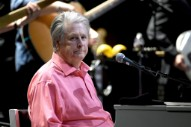 Brian Wilson Returns to His High School, Gets F in Music Changed To An A