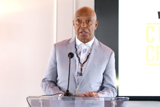 Russell Simmons Sued For Allegedly Raping A Woman In 2016